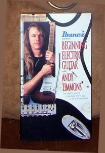 Beginning Electric Guitar with Andy Timmons (скачать. Beginning Electric Guitar with Andy Timmons)