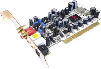 PCI-плата Prodigy HD 2 (PCI-плата Audiotrak Prodigy HD 2)